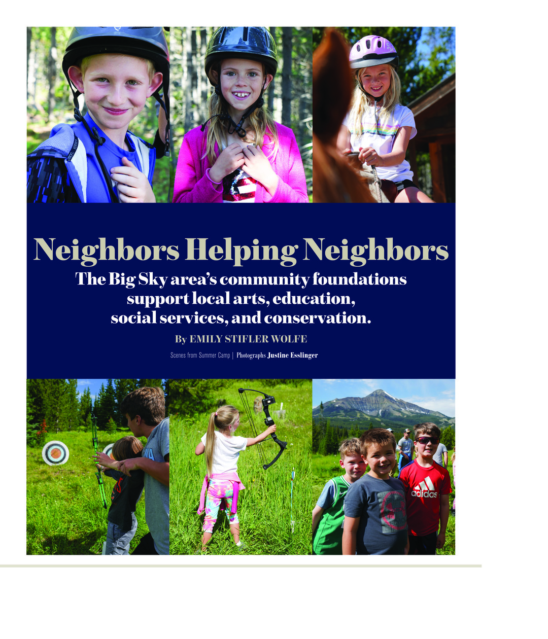 Page 92 of Big Sky Life - Neighbors Helping Neighbors