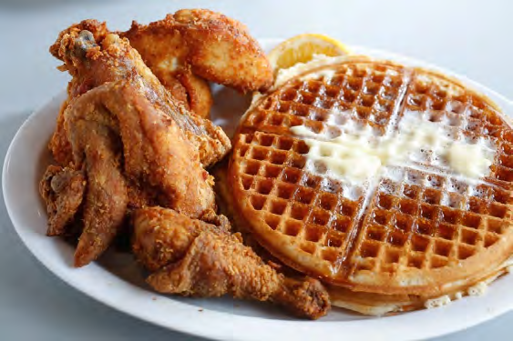 Page 4 of Home of Chicken & Waffles serving up success