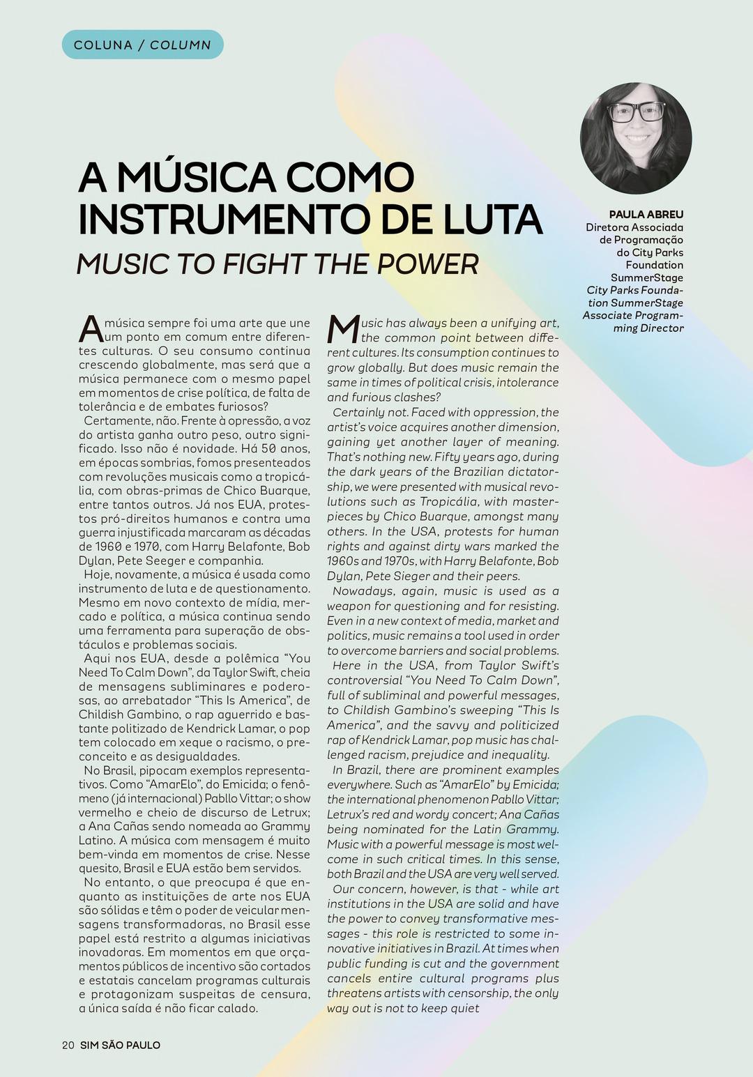 Page 20 of Column: Paula Abreu