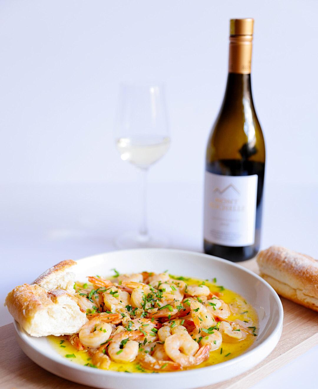 Page 27 of Recipes We Loved: Shrimp Scampi