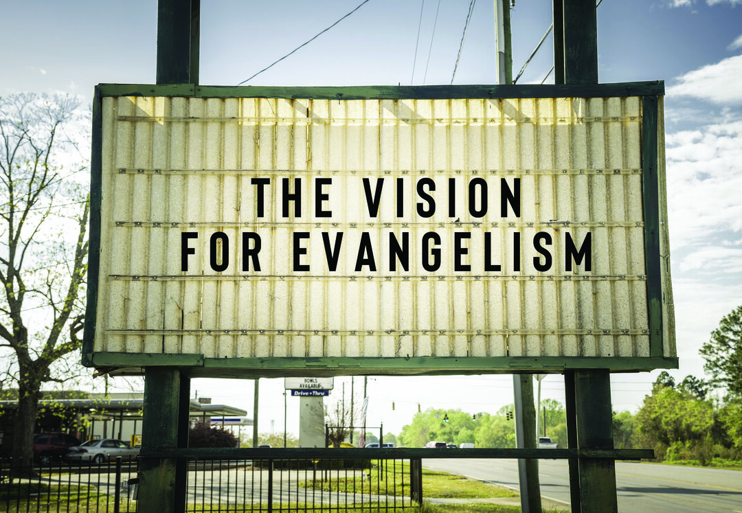 Page 18 of The vision for evangelism