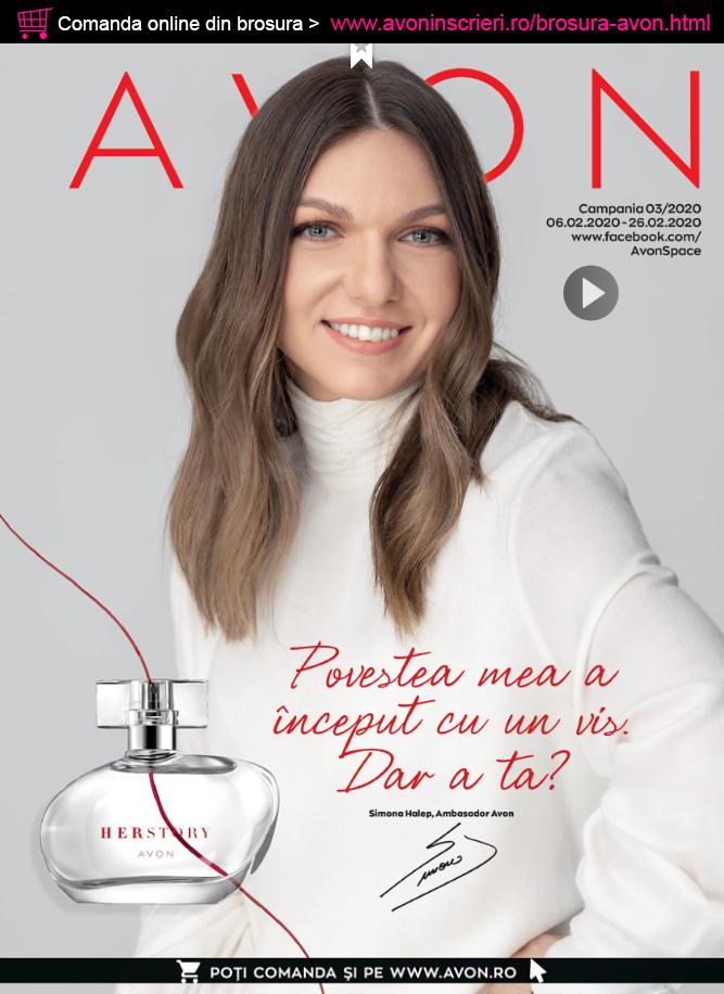 Page 1 of Brosura Avon C3 2020 | AvonInscrieri.ro