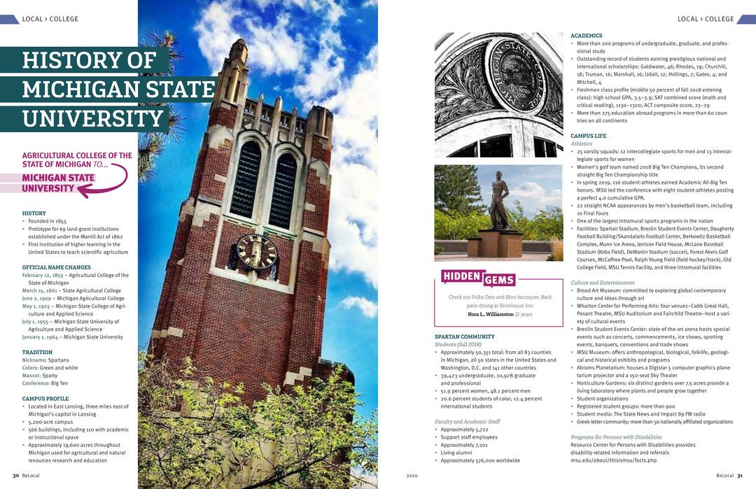 Page 30 of History of Michigan State University