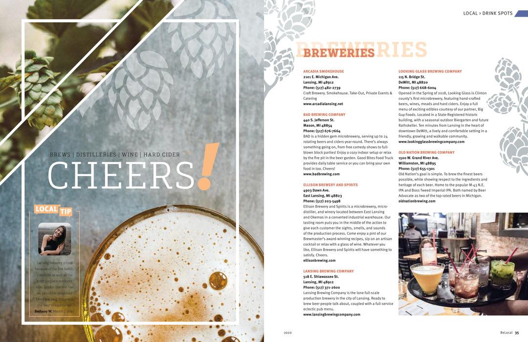Page 34 of Cheers! Brews | Distilleries | Wine | Hard Cider