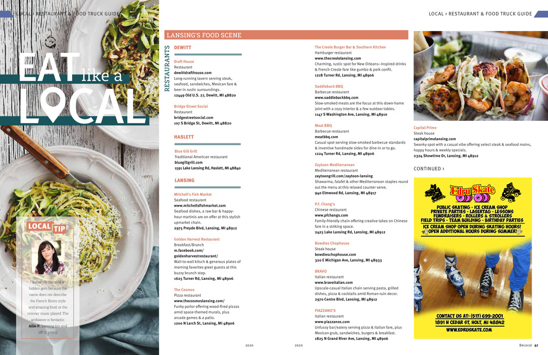Page 40 of Eat Like A Local