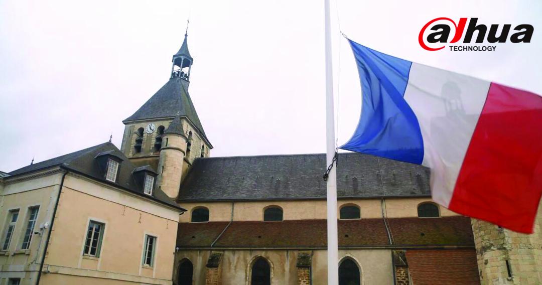 Page 18 of Dahua Safe City Solution safeguards Brienon-sur-Armançon
