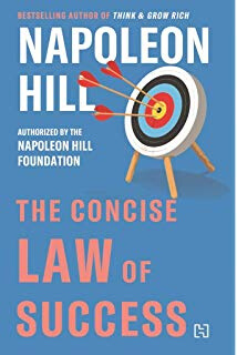 Page 34 of Hot Off the Press: The Concise Law of Success by Napoleon Hill