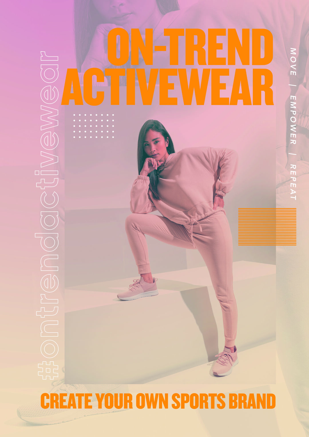 Page 1 of On-Trend Activewear Lookbook 2020