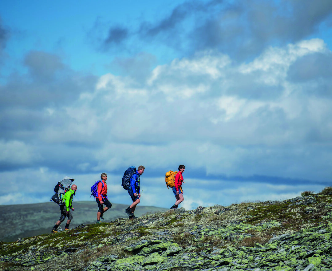 Page 16 of Vandring / Hiking / Wanderen