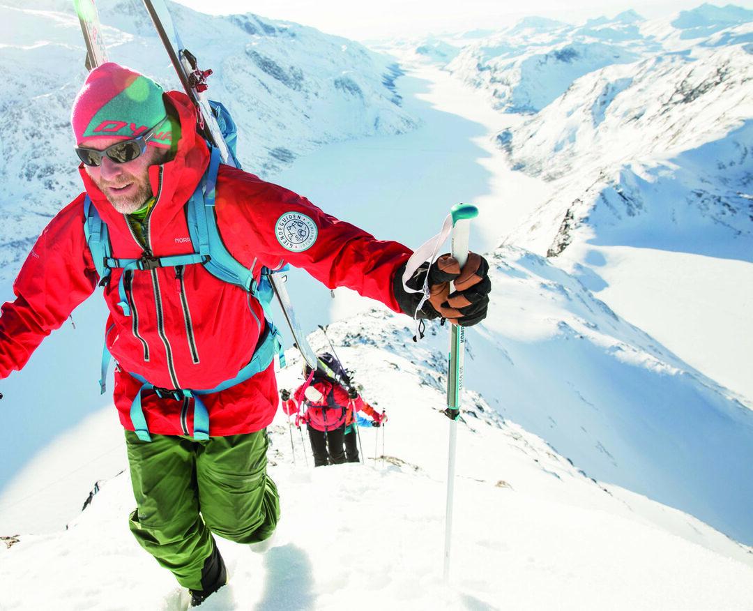 Page 22 of Vinter med ski / Winter holidays with skiing / Skiurlaub