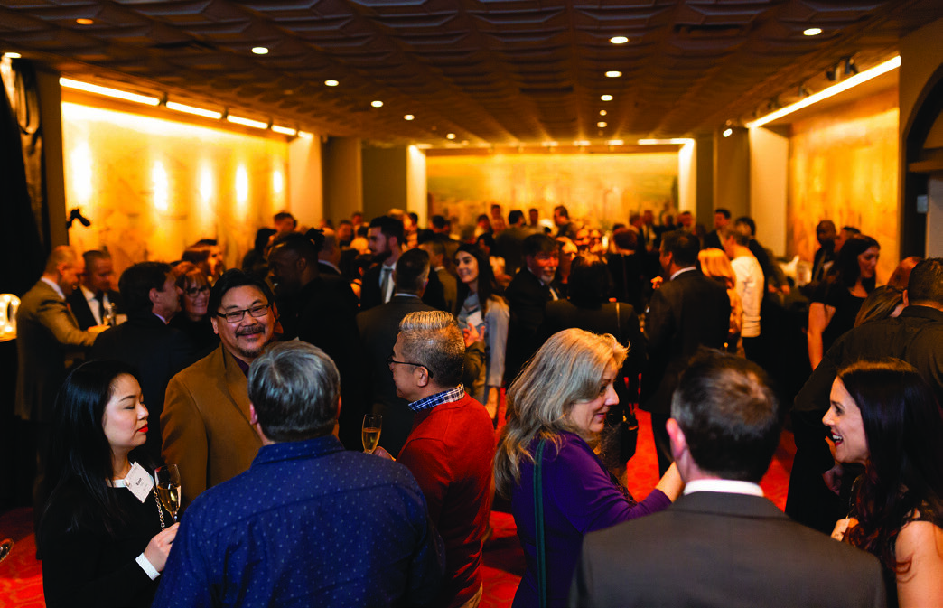 Page 1 of Awards Gala Celebrates TOBY Winners