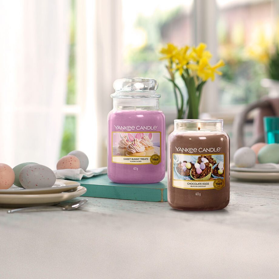 Page 11 of Yankee Candles New Easter Fragrances