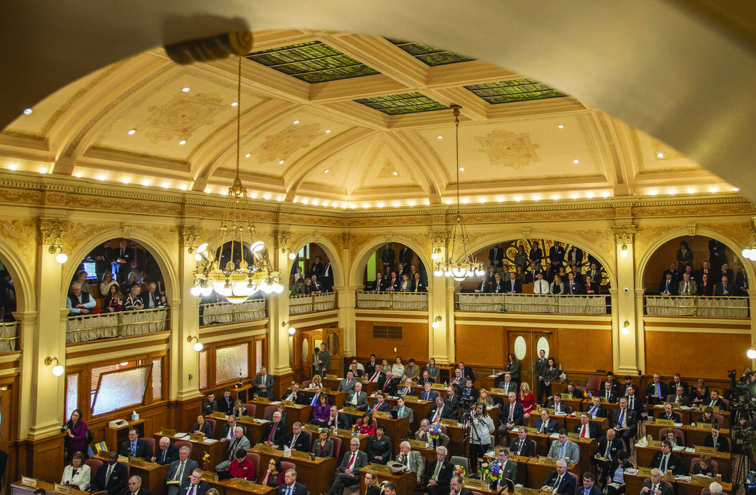 Page 14 of Elevate Rapid City's Impact at the Capitol