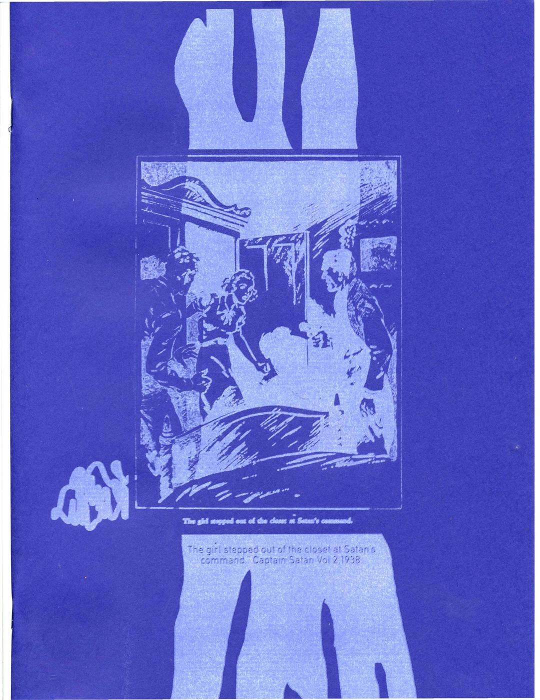 Page 1 of The Repossessed by Bernardo Zanotta