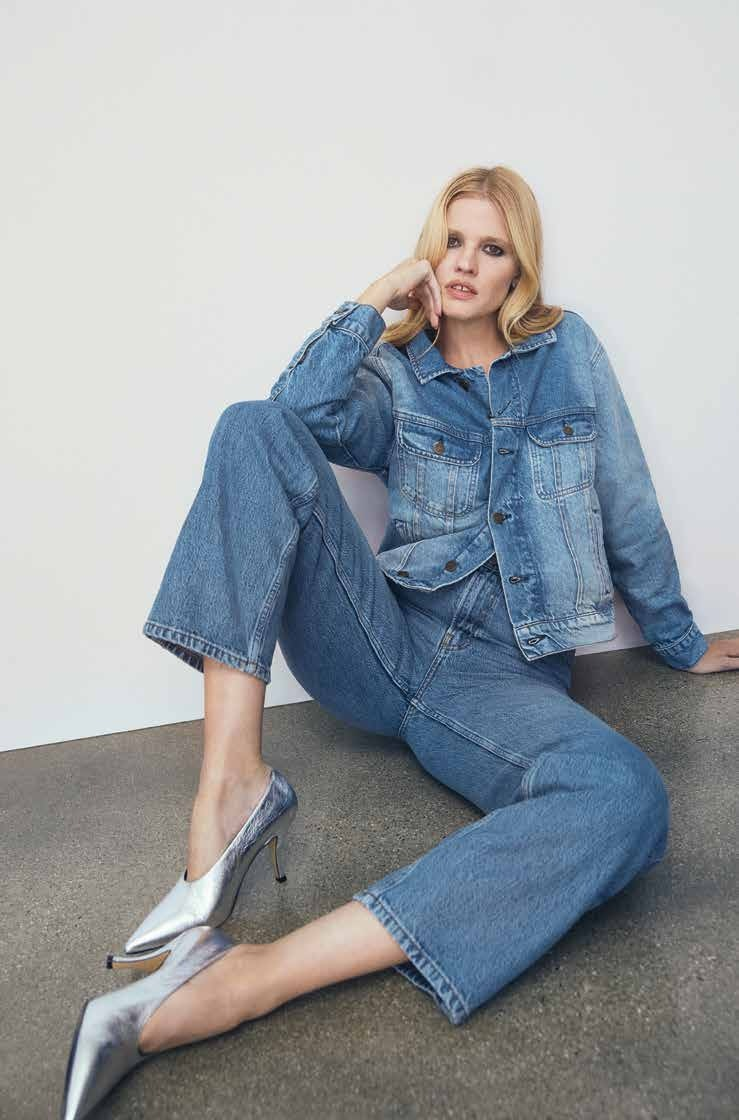 Page 32 of CALI C-SUITE Executives of Los Angeles-based brands dish on what it means to be a part of the city's denim community.