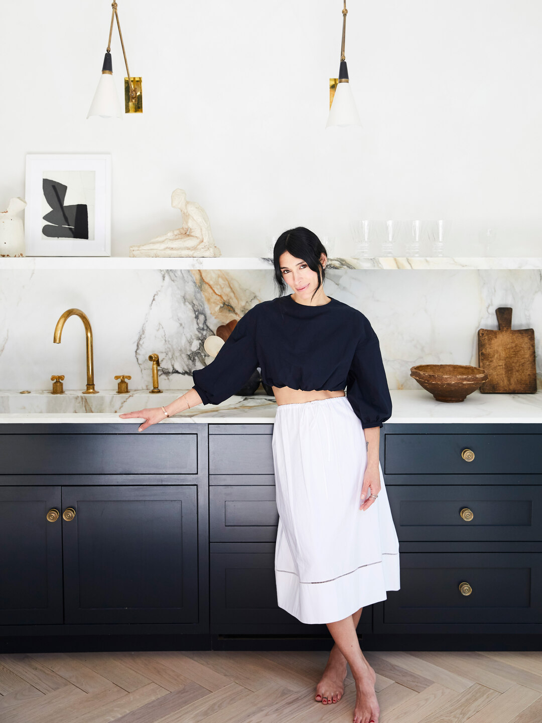 Page 1 of Kitchen Confidential | Athena Calderone