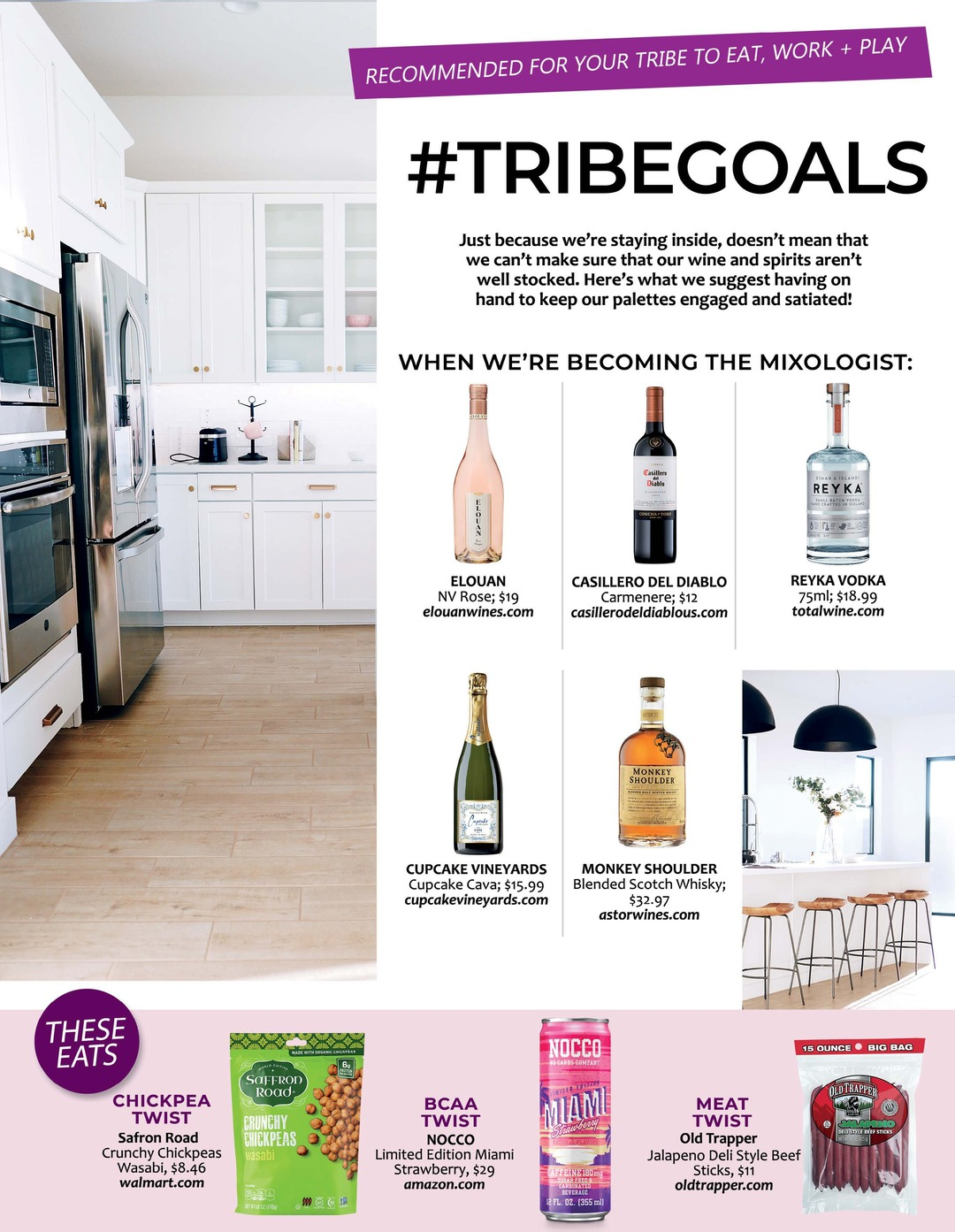 Page 106 of Athleisure Mag #51 Mar 2020 | #TRIBEGOALS