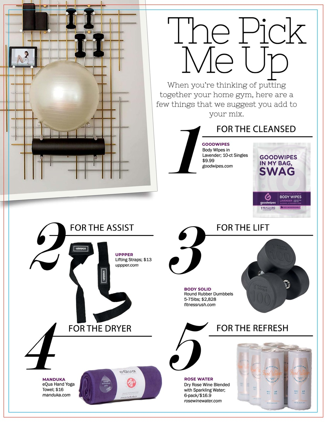 Page 37 of Athleisure Mag #51 Mar 2020 | The Pick Me Up