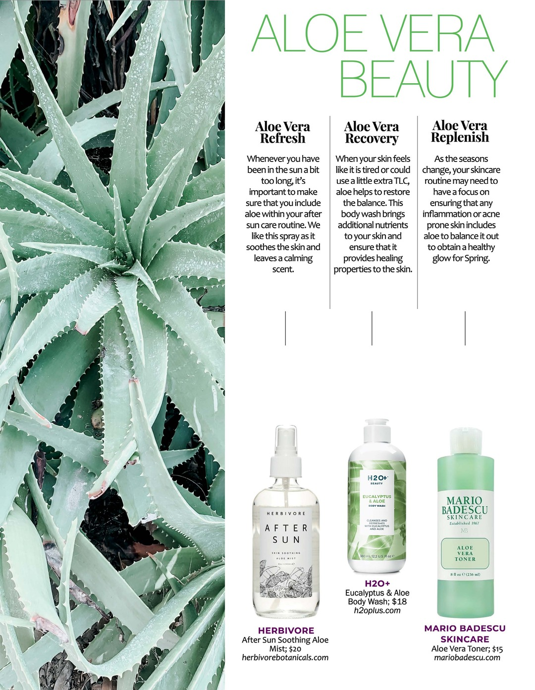 Page 78 of Athleisure Mag #51 Mar 2020 | Aloe Beauty