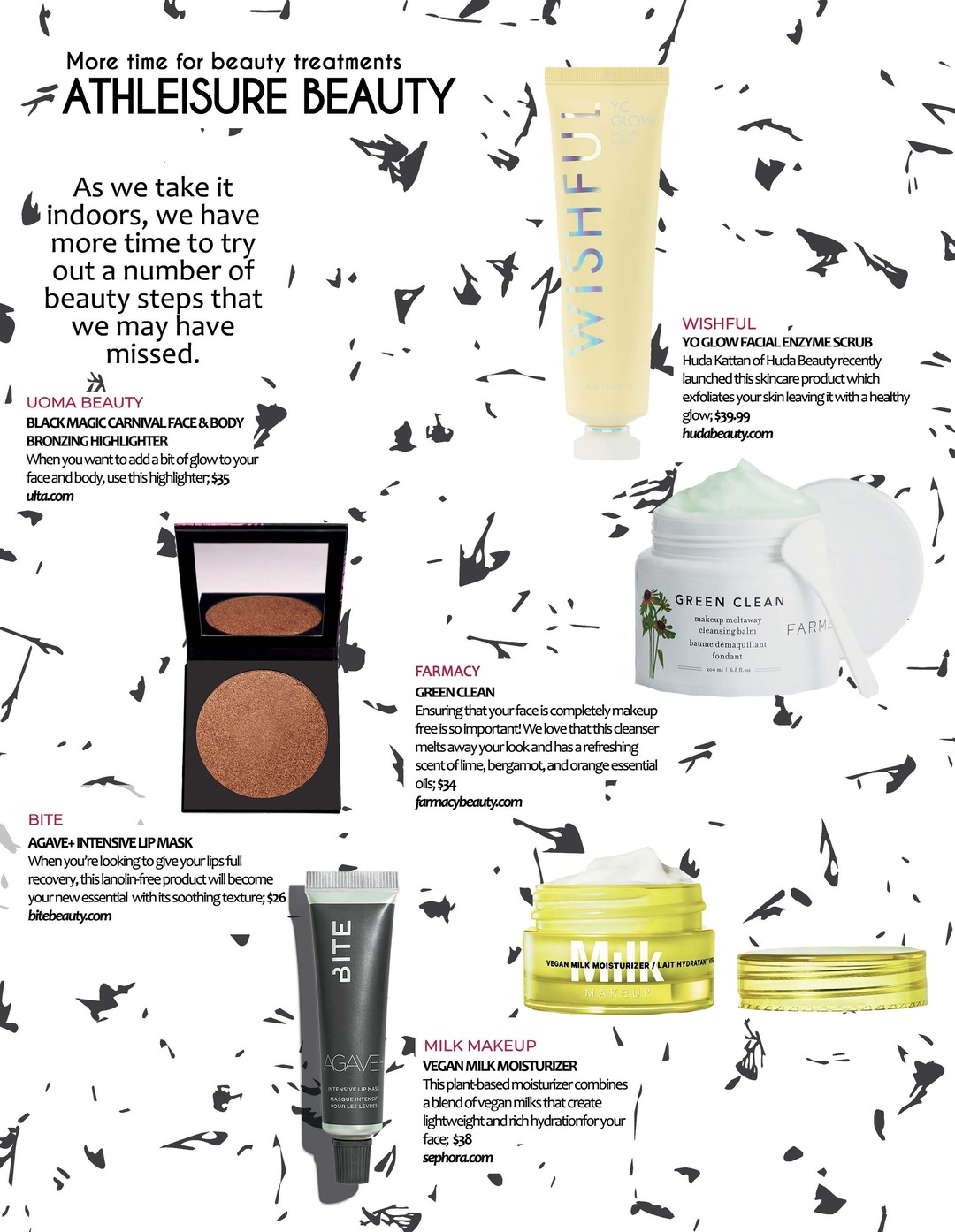 Page 99 of Athleisure Mag #51 Mar 2020 | Athleisure Beauty