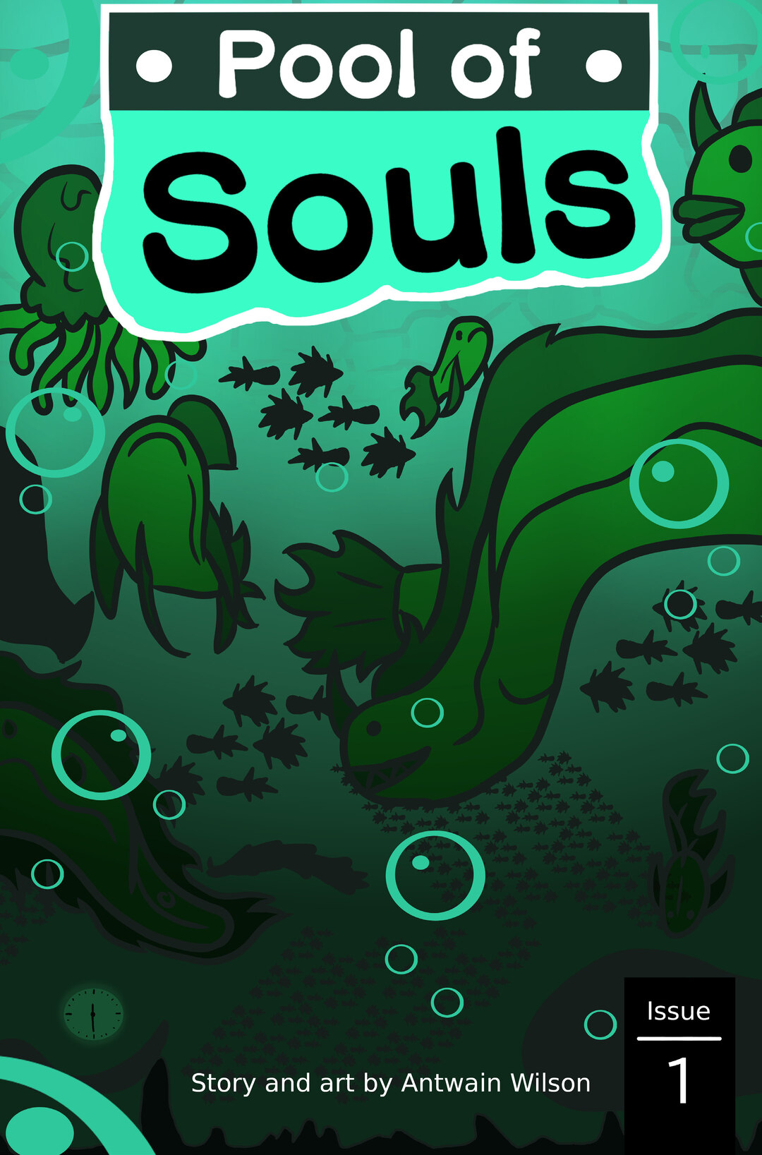 Page 1 of Pool Of Souls