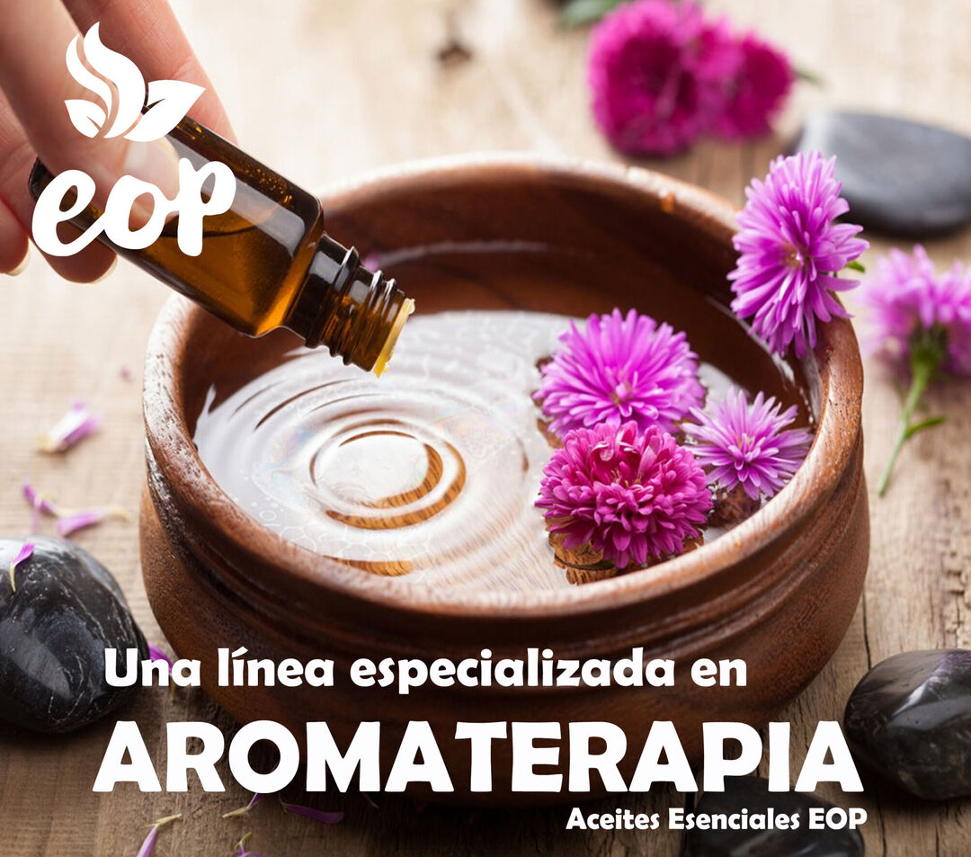 Page 1 of Aceites Esenciales EOP 2020 - Aromaterapia Peru