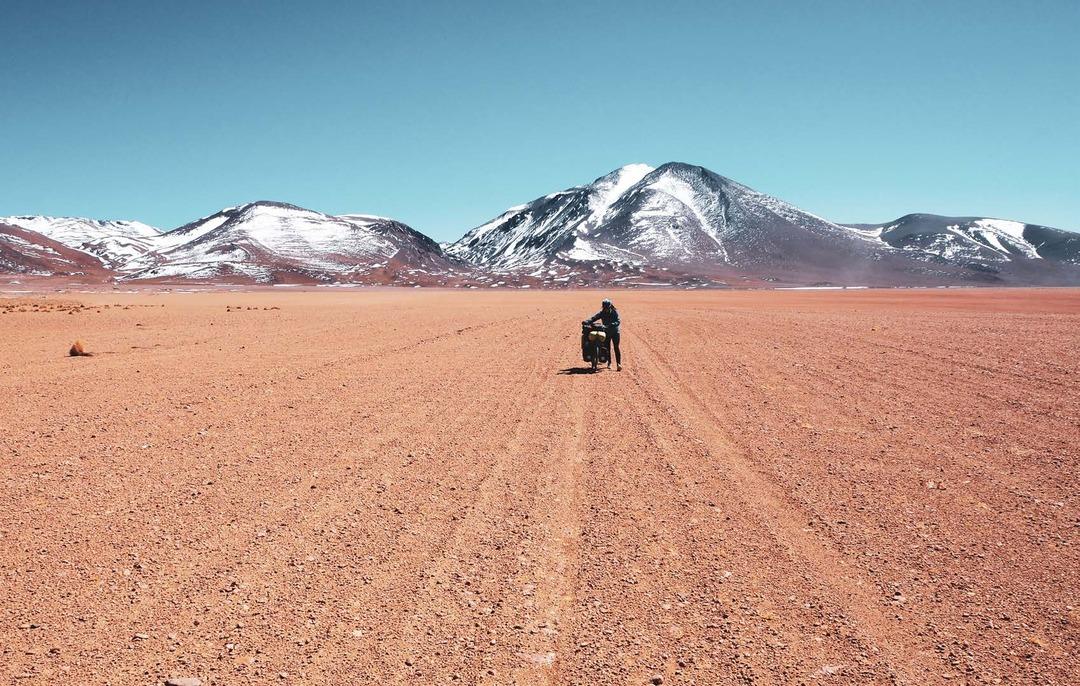 Page 10 of Iris Deckers fietst dwars door Latijns-Amerika