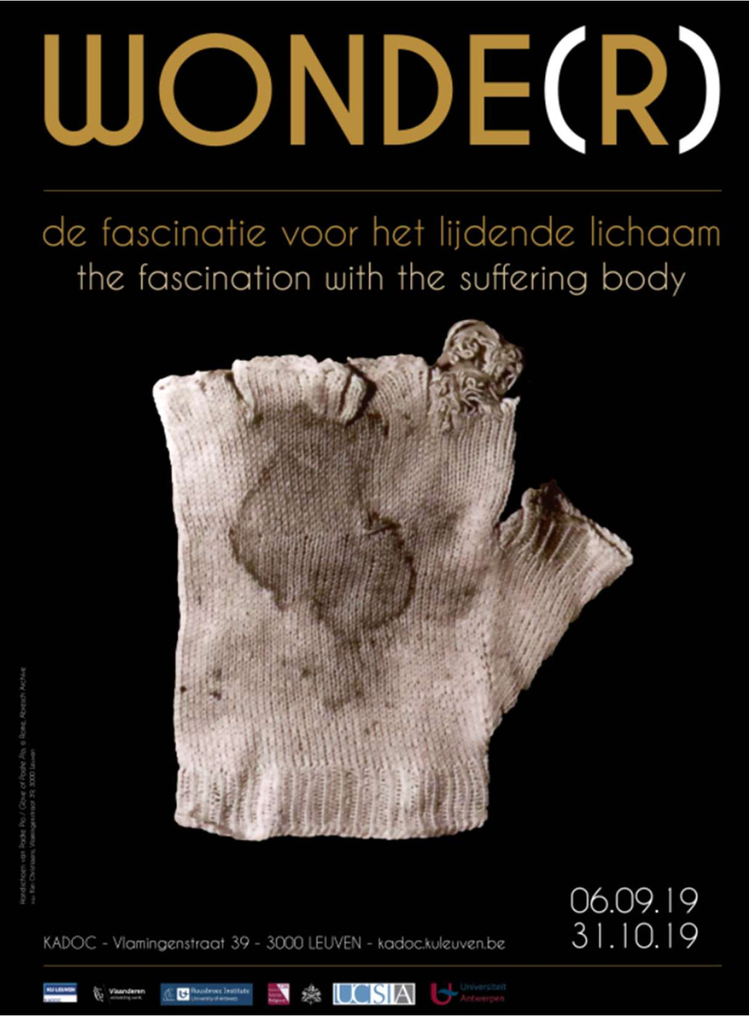Page 1 of Wonde(r): the fascination with the suffering body (virtual tour)