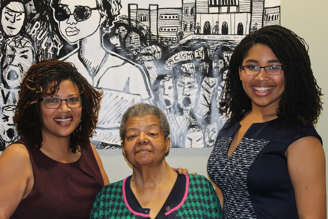 Page 4 of The Storytellers: A Local Mother-Daughter Team Helps a Civil Rights Icon Share Her Story