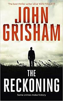 Page 28 of HOT OF THE PRESS | The Reckoning by John Grisham