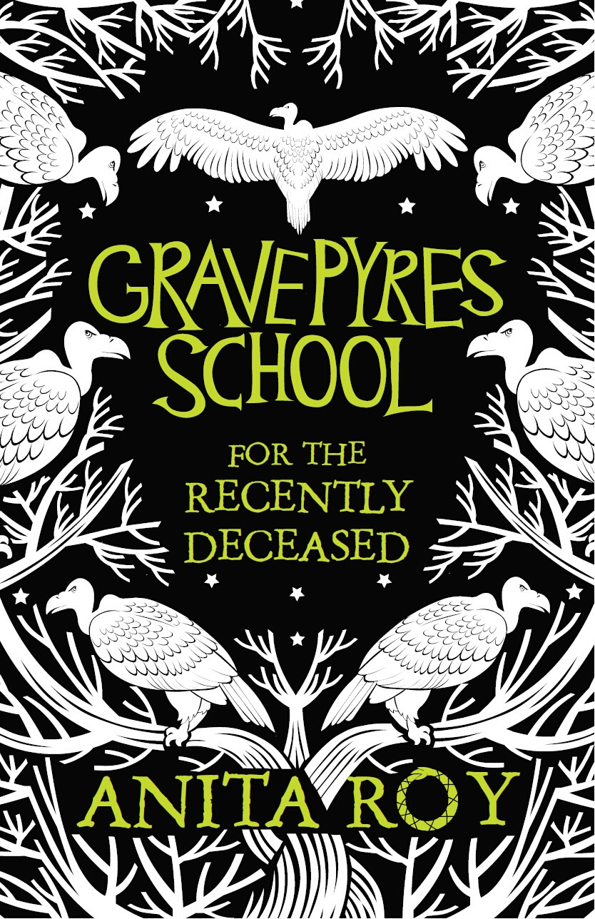 Page 64 of Book Review: Gravepyres School by Anita Roy