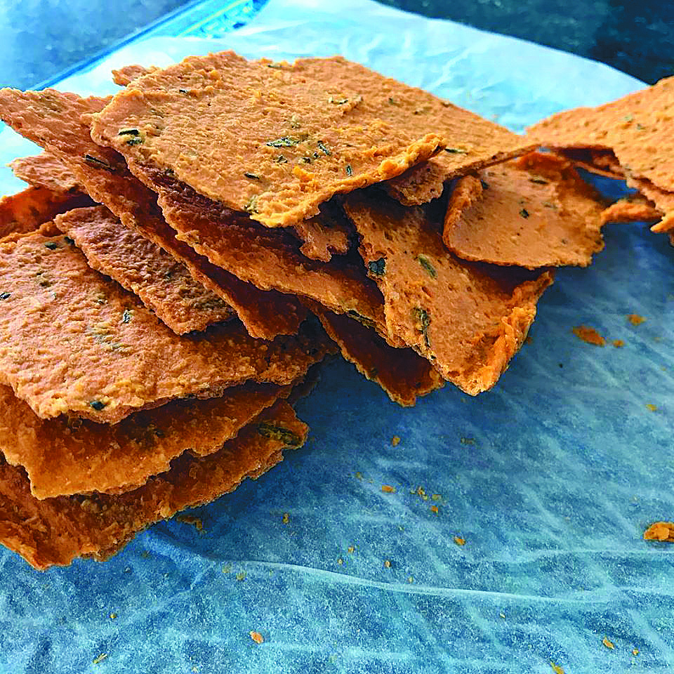 Page 6 of Sweet Potato Crackers