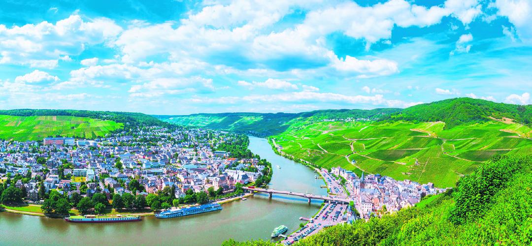 Page 18 of Trier to Koblenz: Eco biking adventure