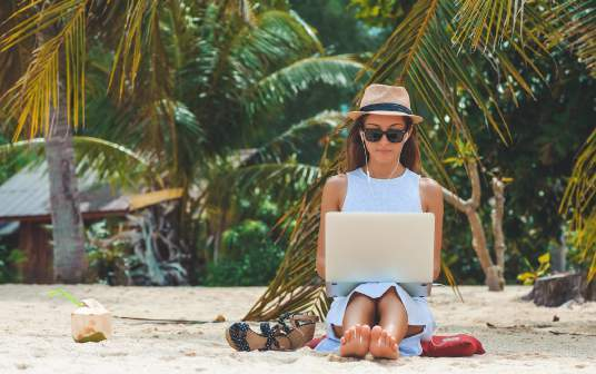 Page 28 of DIGITAL NOMAD: THE WORLD IS YOUR OFFICE