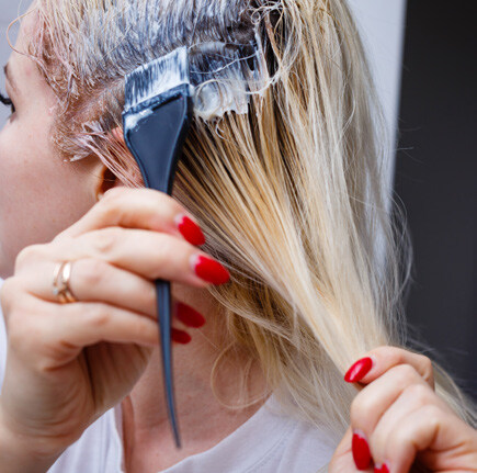 Read story: Should clients dye their hair at home?