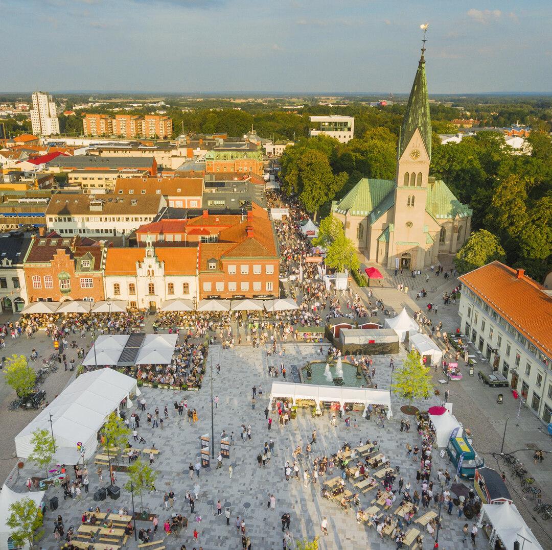 Page 9 of Matfestivalen - En av Sveriges äldsta stadsfestivaler