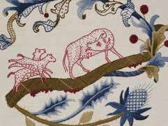 Page 2 of Learn embroidery with the Royal Society of Needlework
