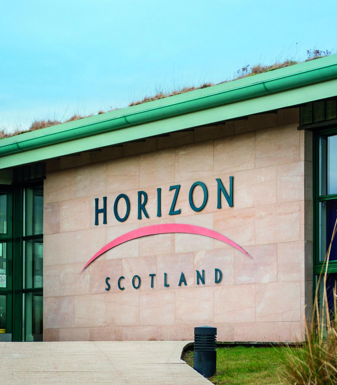 Page 1 of HORIZON SCOTLAND