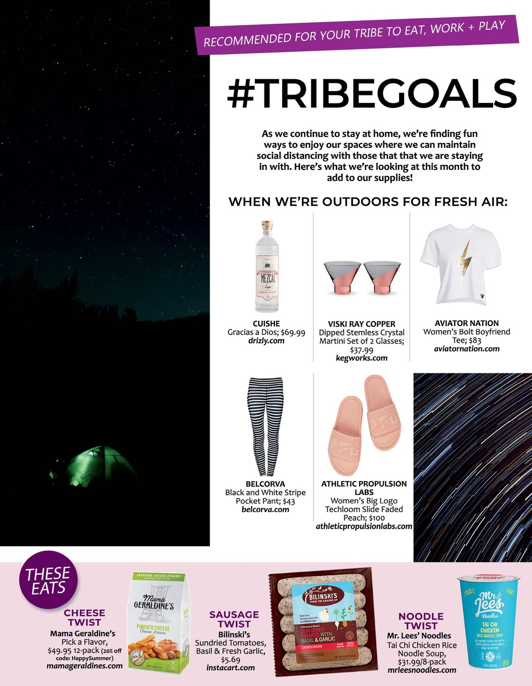 Page 102 of Athleisure Mag #53 May 2020 | #TRIBEGOALS