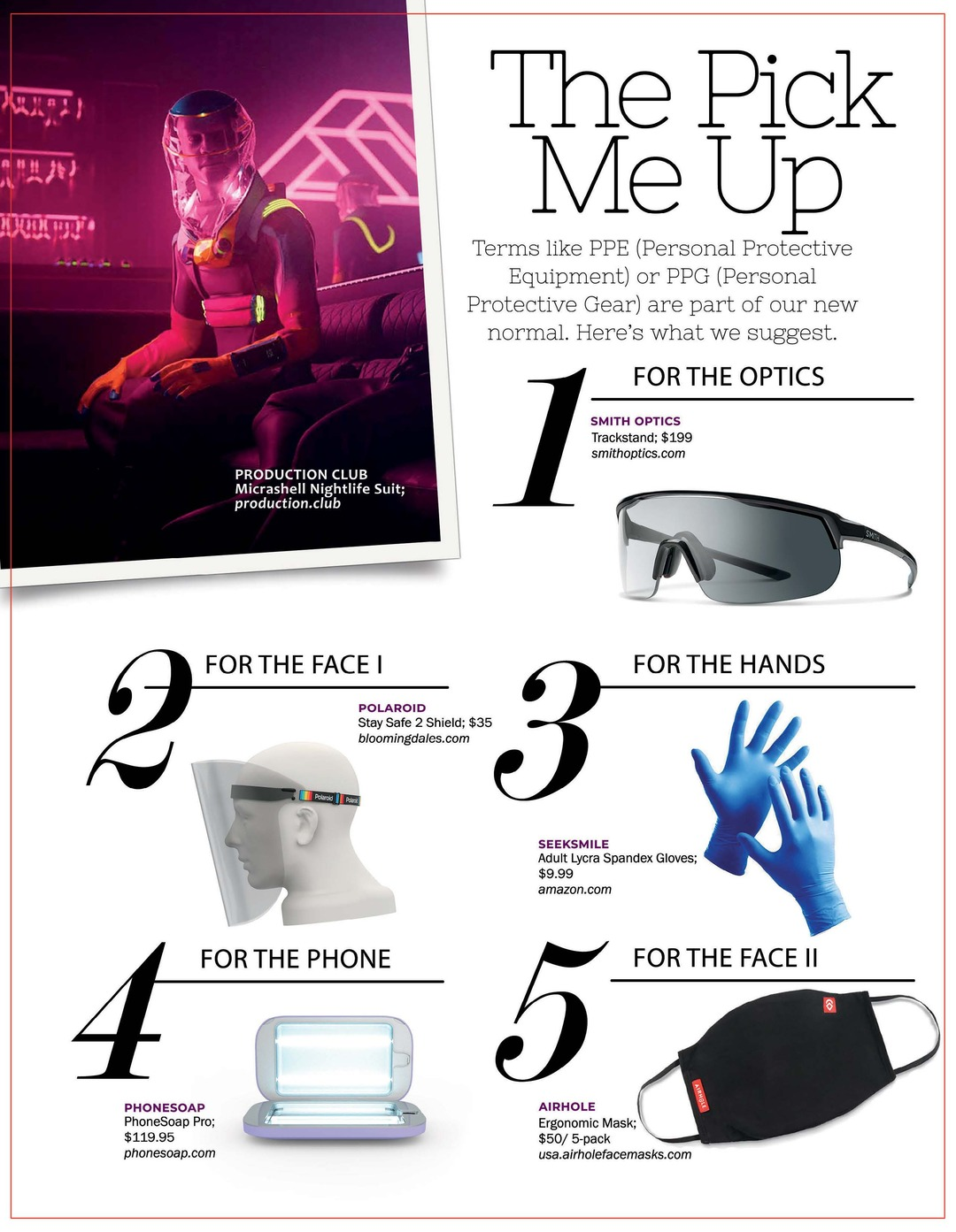 Page 35 of Athleisure Mag #53 May 2020 | The Pick Me Up