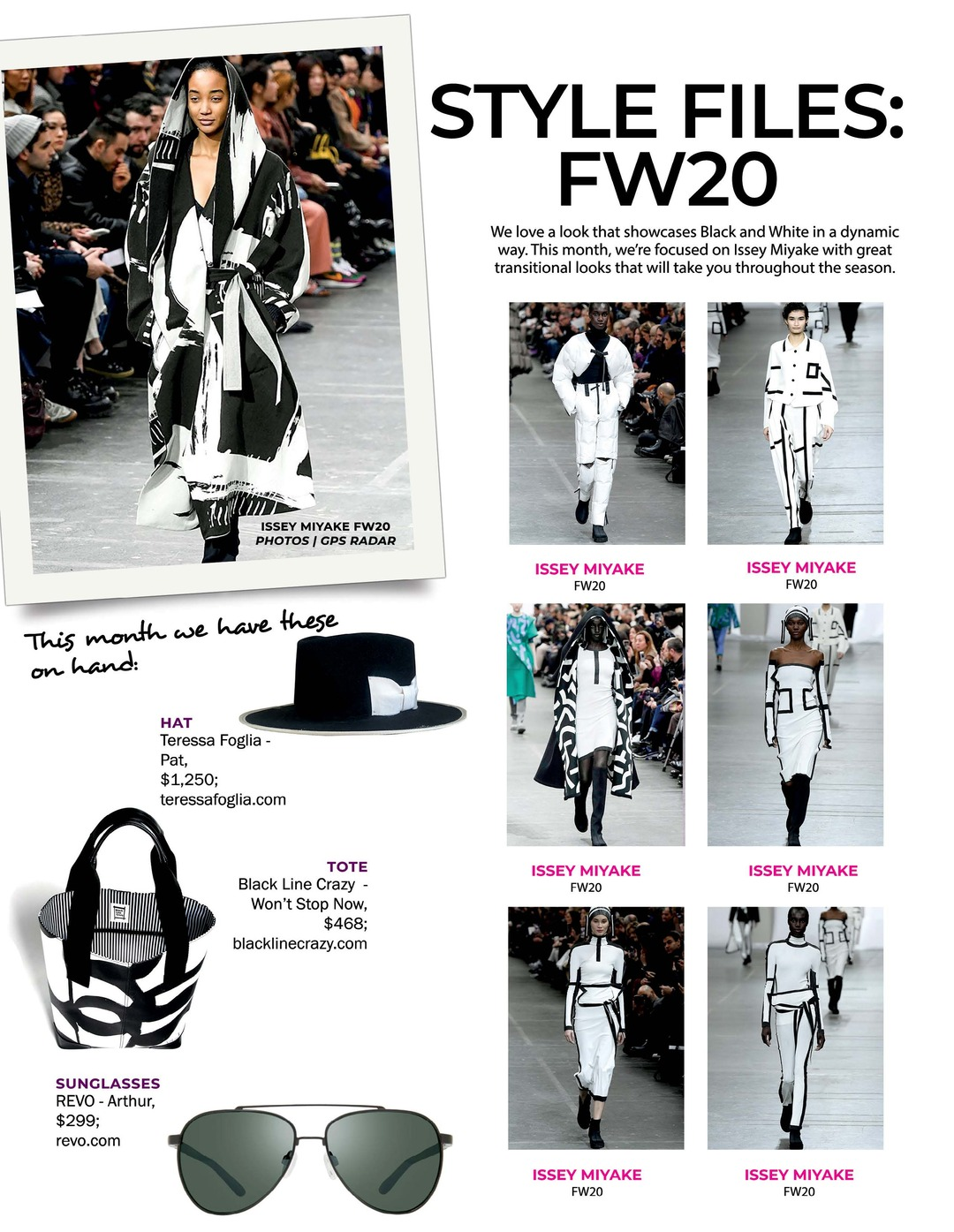 Page 88 of Athleisure Mag #53 May 2020 | STYLE FILES FW20