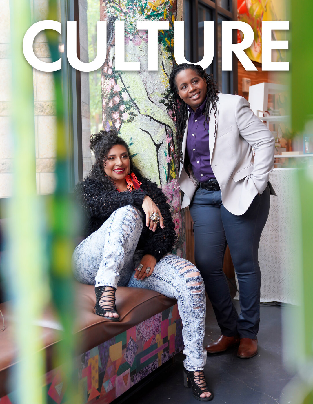 Page 32 of CULTURE // By Women, For All: The LGBTQ Luminaries Behind Femme Fatale DC Forge Ahead