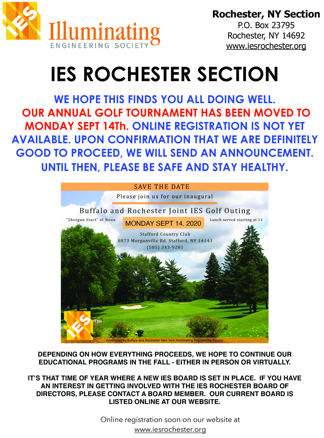 Page 31 of IES Golf Outing