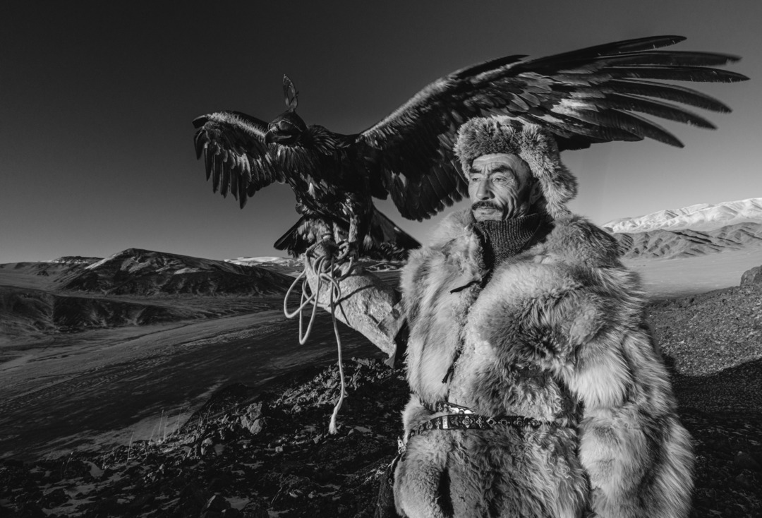 Page 94 of Eagle Hunters of the Altai Mountains