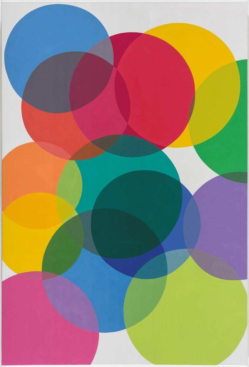 Page 1 of Graciela Hasper: Gramática del color