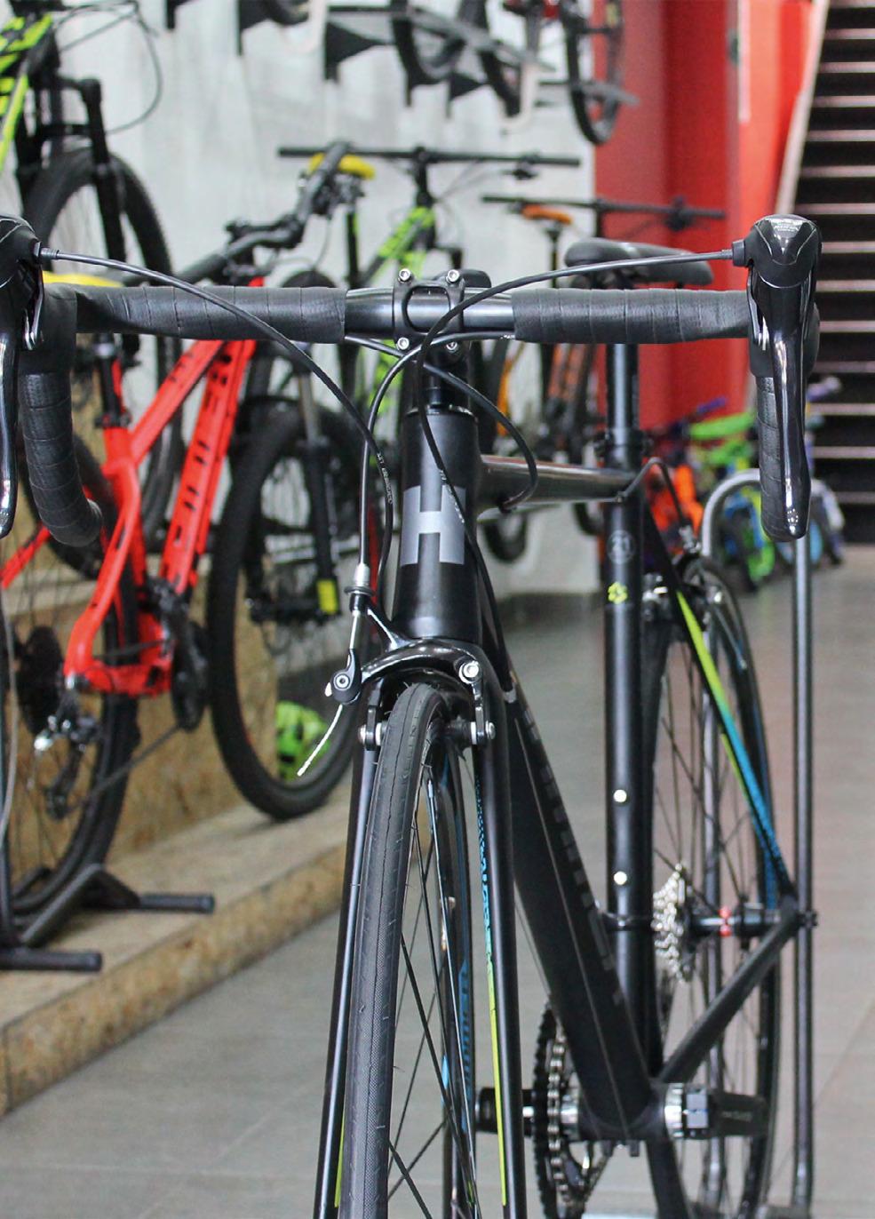 Page 10 of My Bike ED 34 - Bicicletas Hammer una marca que rompe todos los esquemas.