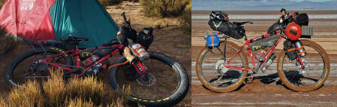 Page 30 of My Bike ED 34 Viaje por Latinoamerica con Monteadentro - Bikepacking