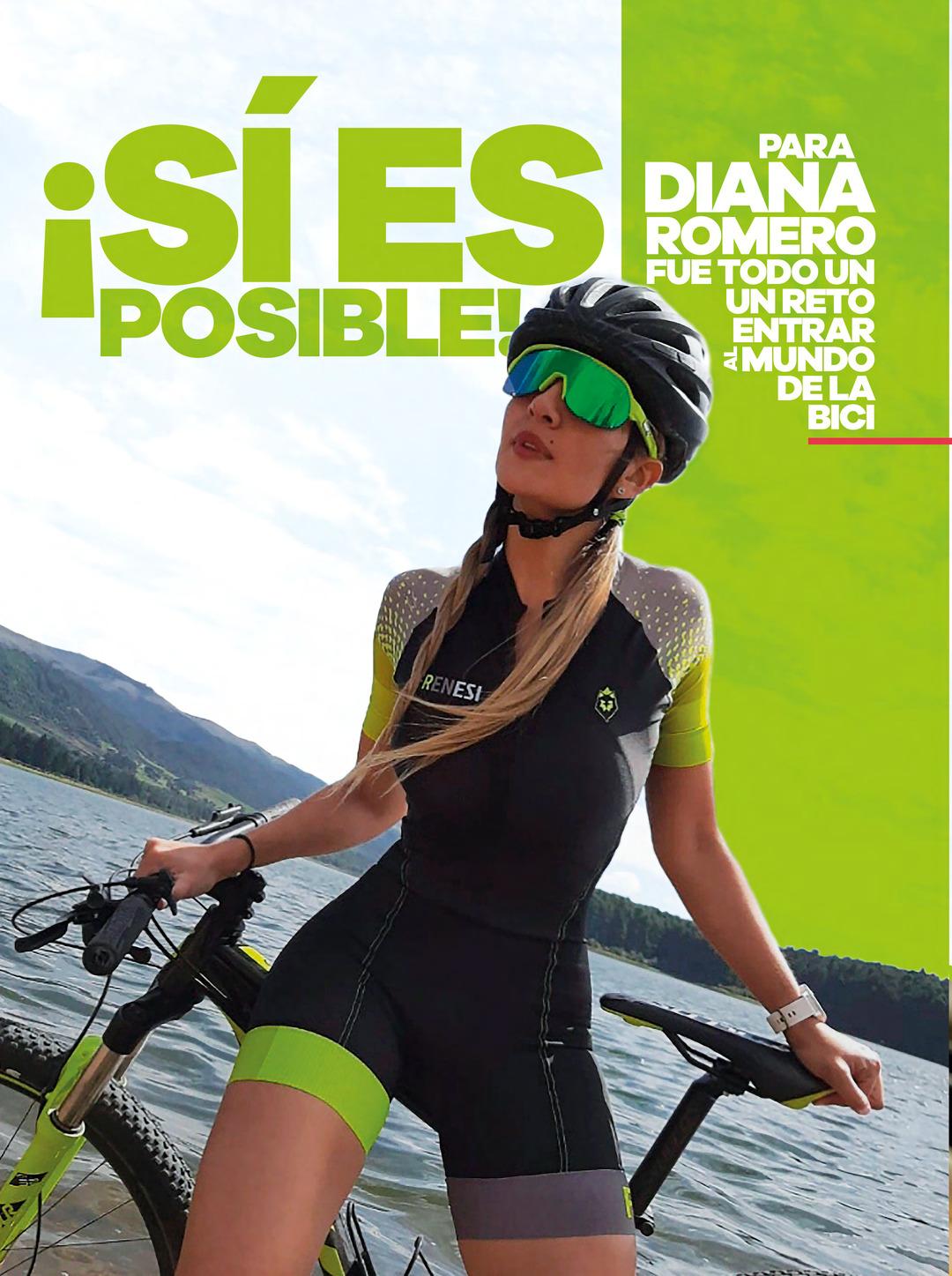 Page 40 of My Bike ED 34 - En mujer My Bike Diana Romero @dimarfit23 nos cuenta su historia.