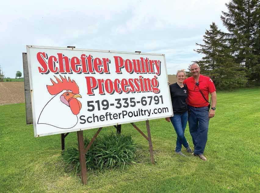 Page 22 of Schefter Poultry: Providing Quality Through Teamwork