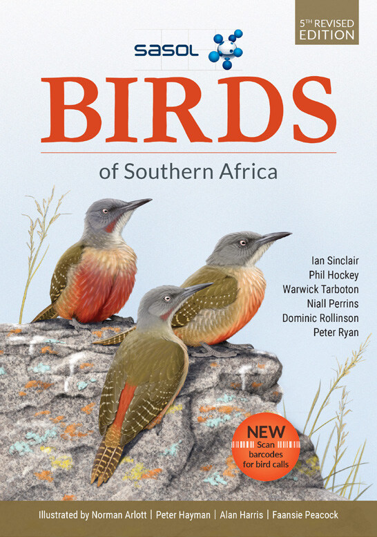 Page 9 of READ THIS: SASOL BIRDS OF SOUTHERN AFRICA (5TH EDITION)